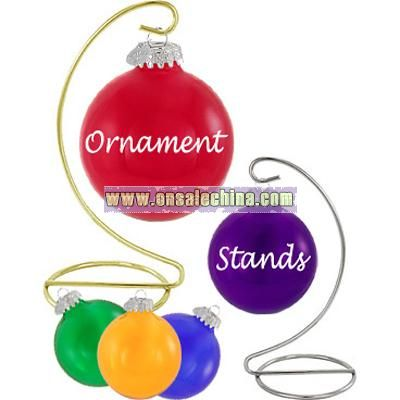 Ornament Stands