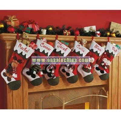 Christmas Stocking Wholesale China Osc Wholesale
