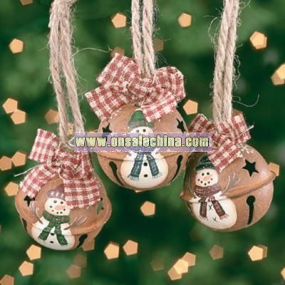 Mini Rustic Jingle Bells