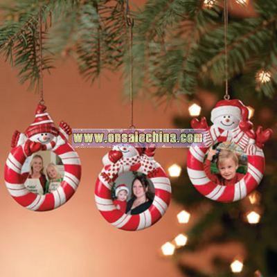 Dear Santa Christmas Frame Ornament Wholesale China Ch9056189