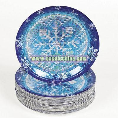 ... Christmas Tree Lunch Napkins Prismatic Snowflake Dessert Plates ...  sc 1 st  china wholesale & Plastic Christmas Buckets with Handles and Lids wholesale china ...