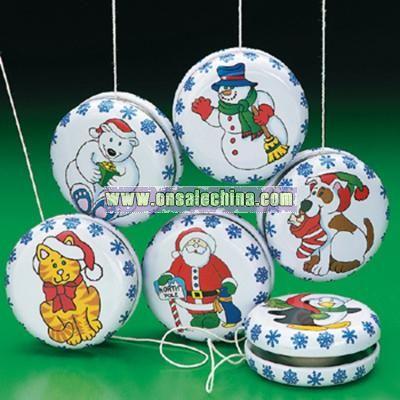 Holiday Yo-Yos