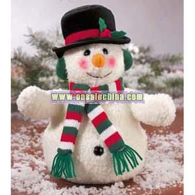 Swing and Sway Snowman