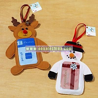 Plush Gift Card Holder Wholesale China Ch9058196