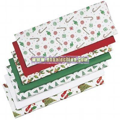 Christmas Tissue Wrap