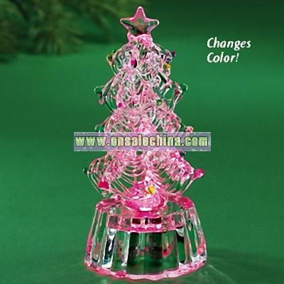 Color Changing Mini Tree
