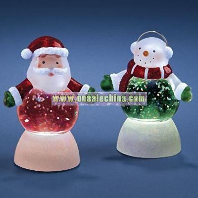 Glitter Buddies Snowman