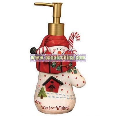 Warm Winter Wishes Lotion Pump