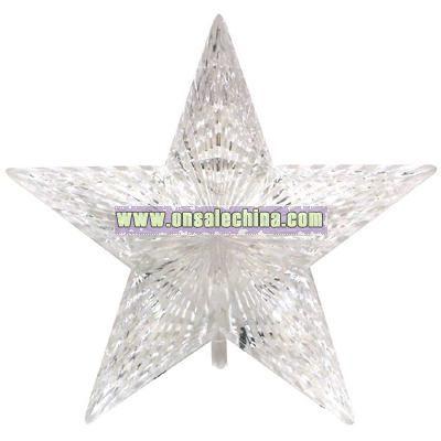 Laser Star Tree Topper