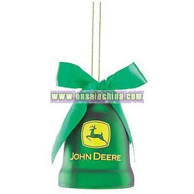 Green John Deere Bell