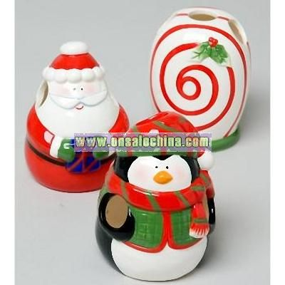 Wholesale Christmas Toothbrush Holder