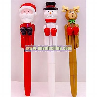 CHRISTMAS PUNCH PEN