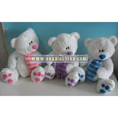 Plush Toys - Christmas Bear