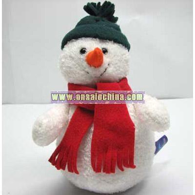 sound suffed Snowman