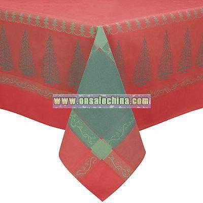 Christmas Tree Tablecloth Range