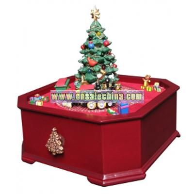 Music Box - Christmas Tree Music Box