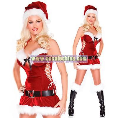 Hefs Holiday Honey dress