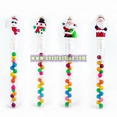 Christmas Candy Tube