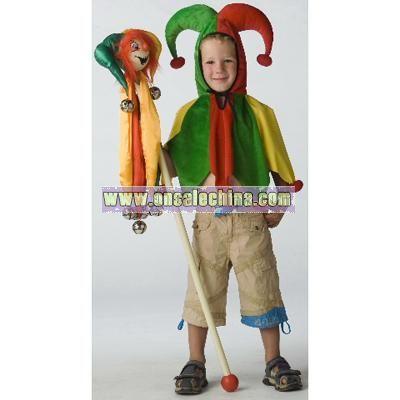 Carnival Poncho