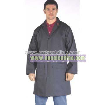 Flame Retardant Proban Long Work Coat