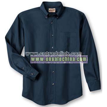 Men's DriTech LS Twill Shirt
