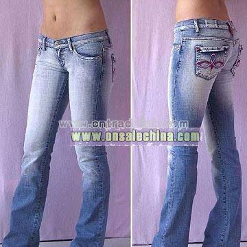 Ladies' Jeans