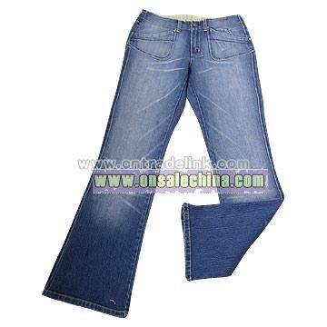 Ladies' Denim Jeans