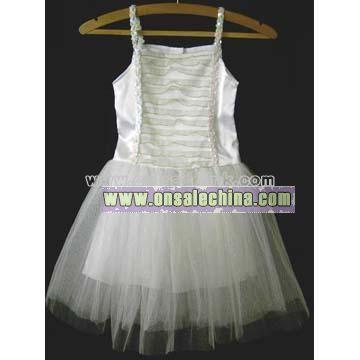 Girl's Ceremonial Dress