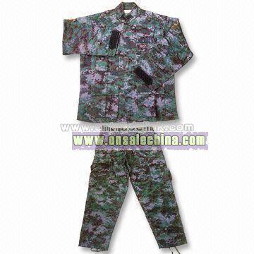 Battle Dressing Uniform