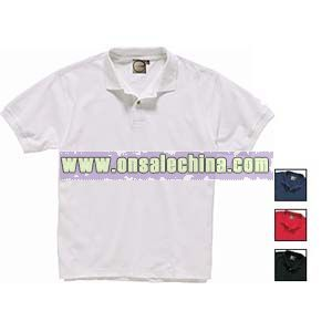 ORGANIC COTTON POLO SHIRTS