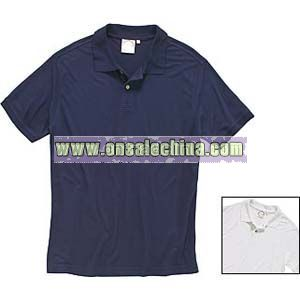 BAMBOO POLO SHIRTS