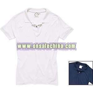 LADIES BAMBOO POLO SHIRTS