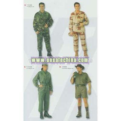 Military Camouflage M65 Jacket