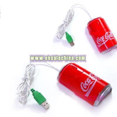 Coca Cola Usb Mouse