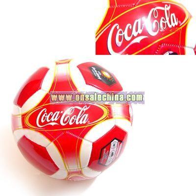 Coca Coal Soccer Ball