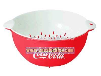 Coca Coal Fruit Bowel