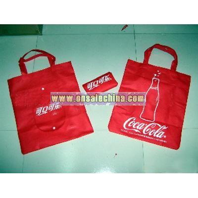 Coca Coal Non-woven Bag