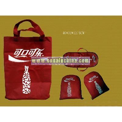 Coca Coal Folded Bag