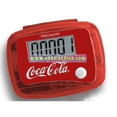 Coca Coal Single function Pedometer
