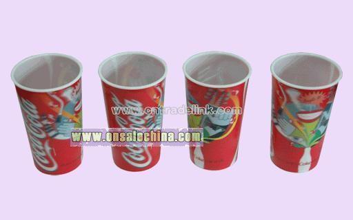 Coca Coal 3D Cup