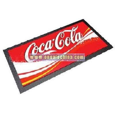 Coca Cola Bar Mat