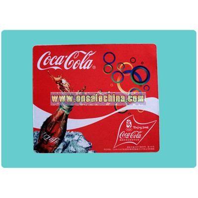 Coca Cola Rubber Cloth mouse-pad
