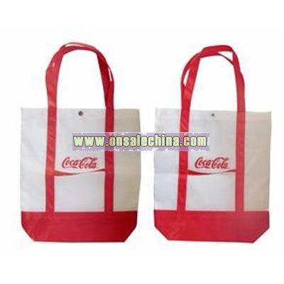 Coca Cola shopping bag