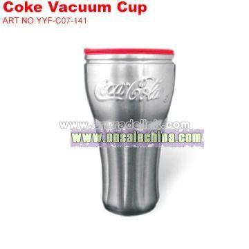 Coca-cola Coke Vacuum Cup