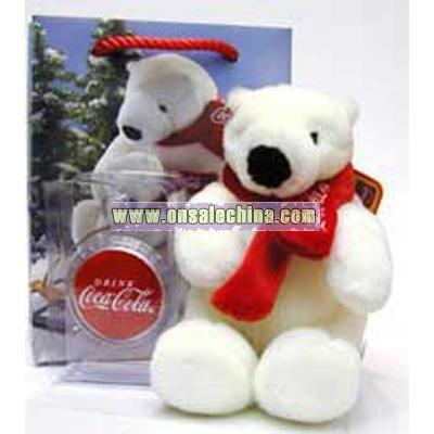 Coca Cola Polar Bear Gift Set