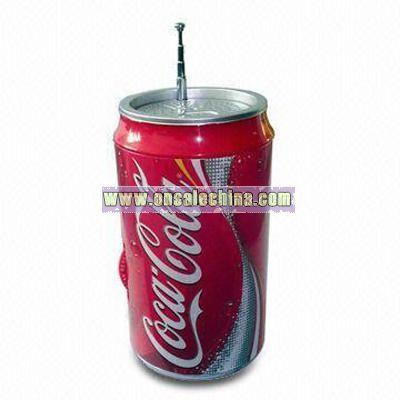 Coca Cola FM Scan Radio