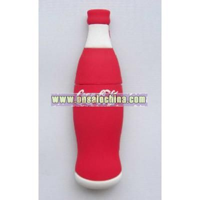 Happy CoCa CoLa gift USB 2GB Flash Memory Drive