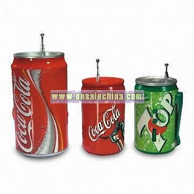 Novelty Coca Cola Radio in Special Design