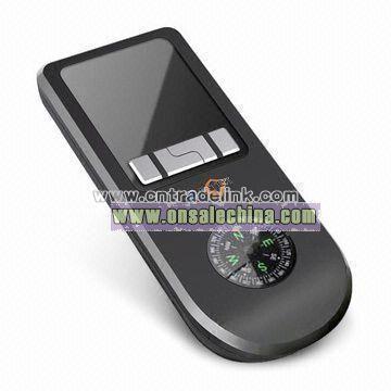 GPS/Electronic Compass