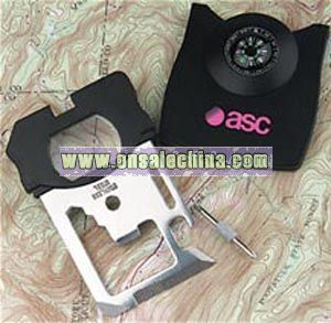 Ultimate Survival Tool with Compass